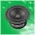 スピーカー3インチhifiスピーカー3インチ全周波数スピーカー3インチ全周波数高音パリパリ低音g白(単価)4欧