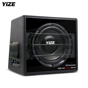 YIZE壹沢自動車用低音砲車載用低音砲10インチカーー・ステレオ・低音砲の有効電力は12 Vで、車載機能付き低音砲を搭載しています。